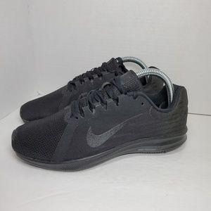 """New Nike Downshifter 8 Wide """"Triple Black"""""""